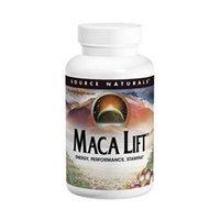 Source Naturals Maca Lift - 600 mg - 120 Vegetarian Capsules