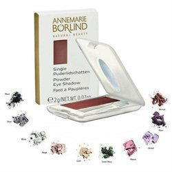 Borlind of Germany - Annemarie Borlind Natural Beauty Powder Eye Shadow Green Moss 24 - 0.07 oz. CLEARANCE PRICED