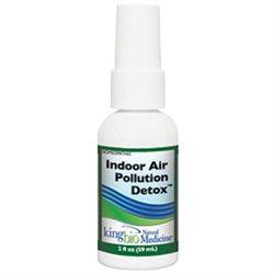 King Bio Homeopathic Indoor Air Pollution - 2 fl oz