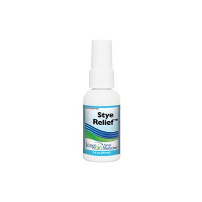 Kingbio King Bio - Homeopathic Natural Medicine Stye Relief - 2 oz.