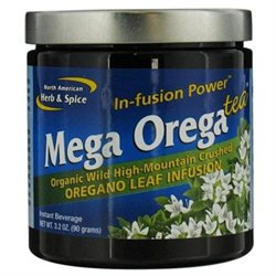 North American Herb & Spice Mega Orega Tea
