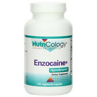 Allergy Research nutricology Enzocaine 120 Vcaps by Nutricology/ Allergy Research Group