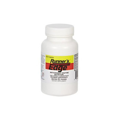 BioTec Foods Runner'S Edge - 200 Tablets - Other Supplements