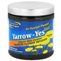 North American Herb Spice North American Herb & Spice, Yarrows Yes Tea, 2.5 oz