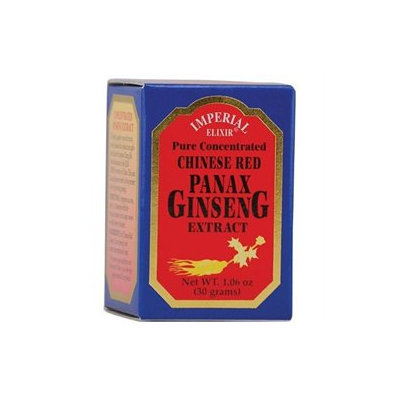 Imperial Elixir Chinese Red Panax Ginseng Extract - 1.06 fl oz