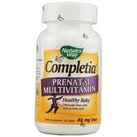 tures Way Completia Prenatal Multivitamin 120 tabs from Nature's Way