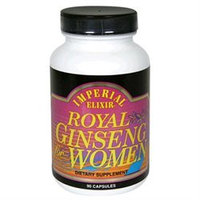 Imperial Elixir Ginseng Imperial Elixir Royal Ginseng for Women - 90 Capsules