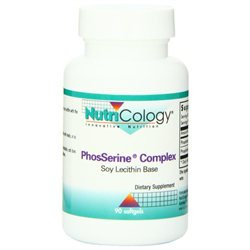 NutriCology PhosSerine Complex - 90 Softgels