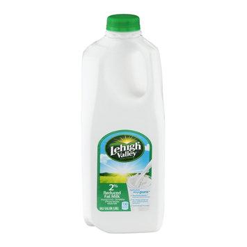 Lehigh Valley 2% Reduced Fat Milk