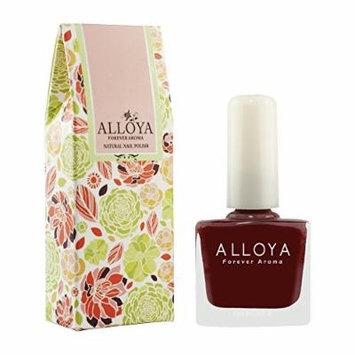 Alloya Natural Non Toxic Nail Polish, Water Based, 032 Call me