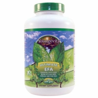 Youngevity Ultimate EFA 180 Softgels (Ships Worldwide)