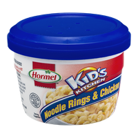 Hormel Kid's Kitchen Noodle Rings & Chicken