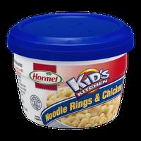 Hormel Kid's Kitchen Noodle Rings & Chicken
