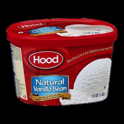 Hood Ice Cream Natural Vanilla Bean