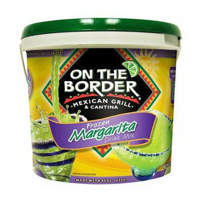 On The Border Frozen Margarita Drink Mix