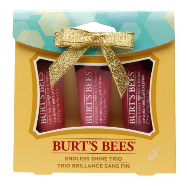 Burt's Bees Endless Shine Trio, 1 set