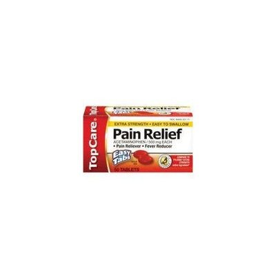 Topcare Top Care Pain Relief-Easy Tabs, 50 Tablets
