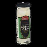 Crosse & Blackwell Premium Silver Skin Cocktail Onions