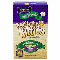 Three Dog Bakery We Pity the Kitties Cat Treat