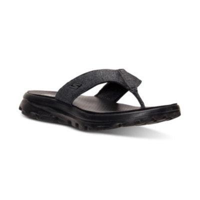Skechers Women's GOwalk Move - Black Solstice Sport Sandals