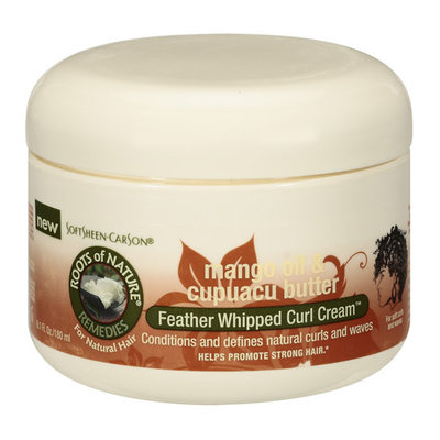 SoftSheen-Carson Roots Of Nature Mango Oil & Cupuacu Butter Feather Whipped Curl Cream