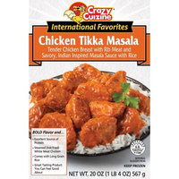 Day-lee Foods, Inc Crazycuizine Chicken Tikka Masala W/rice