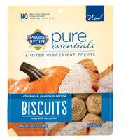 Nature's RecipeA Pure Essentials Biscuit Dog Treat
