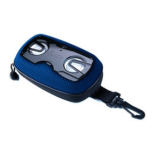 Iluv iSP120 Stereo Speaker Case Blue