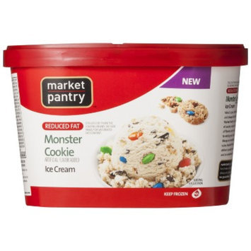 market pantry Market Pantry Reduced Fat Monster Cookie Ice Cream 1.5-qt.