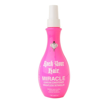Michael O'Rourke Rock Your Hair Miracle Leave-In Conditioner Weightless Detangler