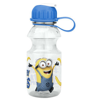 Zak Designs Minions Water Bottle