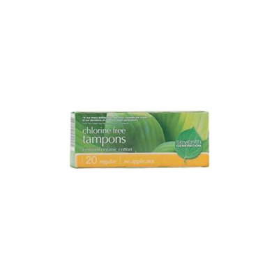 Seventh Generation Chlorine Free Tampons