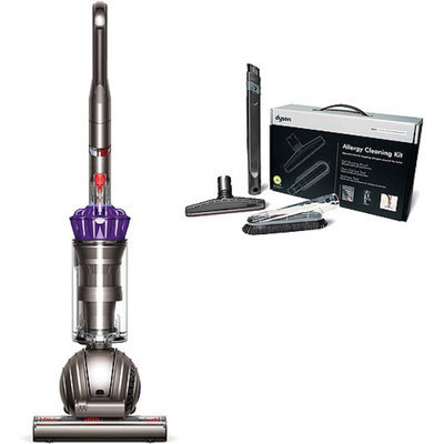 Dyson DC40 Animal Origin Upright Vacuum and Your Choice of Cleaning Kit Bundle