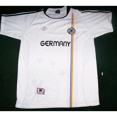 TORRESGERMANY MENS GERMANY SOCCER JERSEY ONE SIZE- (MEDIUM/LARGE)