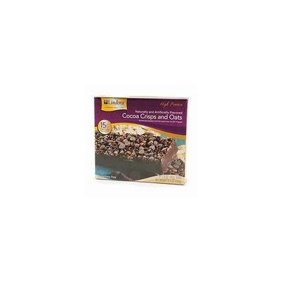 Lindora Cocoa Crisps and Oats 6 x 1.4 oz bars