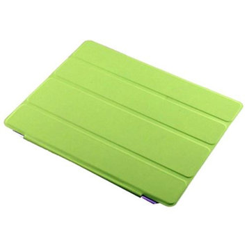 Smart Magnet Cover for iPad 4- Green