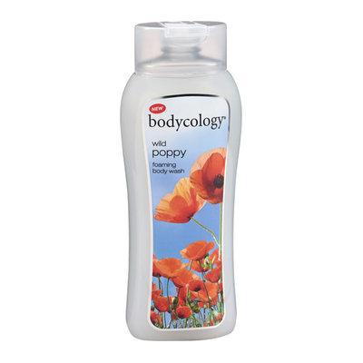 Bodycology Wild Poppy Foaming Body Wash