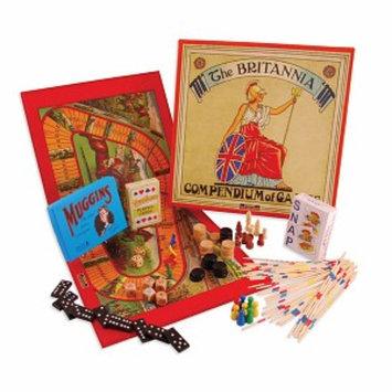 Perisphere & Trylon The Britannia Compendium of Games Ages 4+, 1 ea
