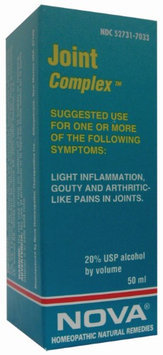 Nova Homeopathic Joint Complex 1.7 OZ