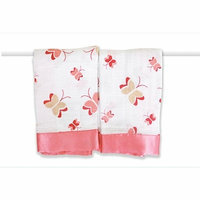 Aden + Anais Muslin Security Blankets - 2 Pack
