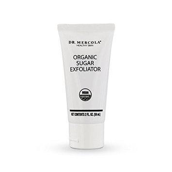 Organic Sugar Exfoliator by Mercola - 2 oz