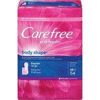 Carefree Body Shape Regular Scented Pantiliners