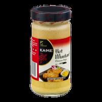 KA-ME Hot Mustard Chinese Style