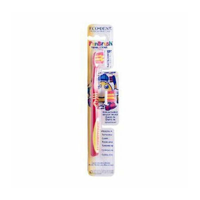 Terradent Funbrush Toothbrush With Refill 1 Toothbrush Case of 6