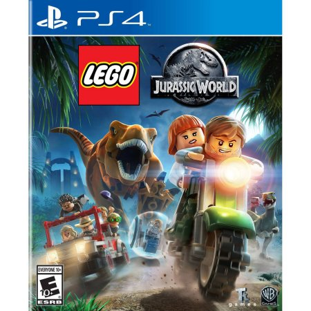 Warner Brothers Lego Jurassic World (PS4) - Pre-Owned