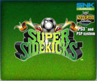 SNK Playmore USA SUPER SIDEKICKS DLC