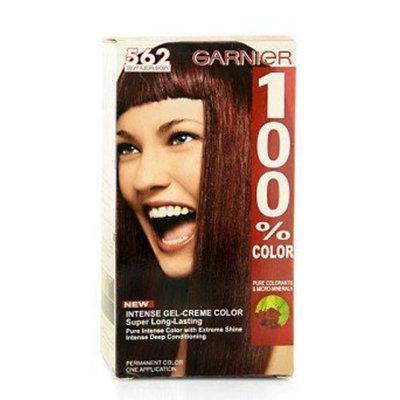 Garnier 100% Bright Auburn Brown Hair Color