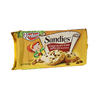 Keebler Sandies Chocolate Chip & Pecan Shortbread Cookies