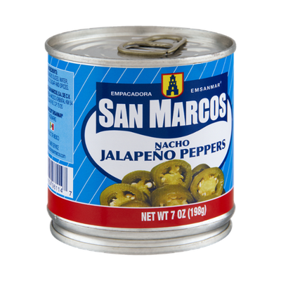 San Marcos Nacho Jalapeno Peppers