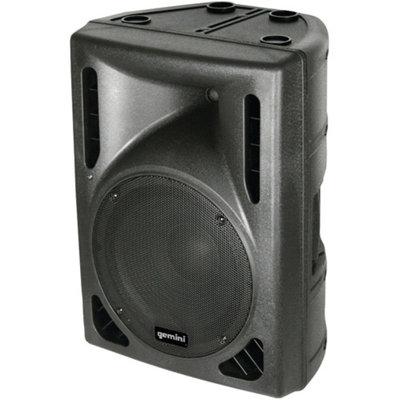 Gemini DRS-15P 15 inch Drs Series Active Loudspeaker